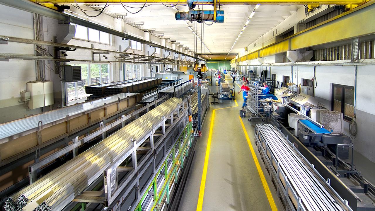 Leinefelde Aluminium-Werk