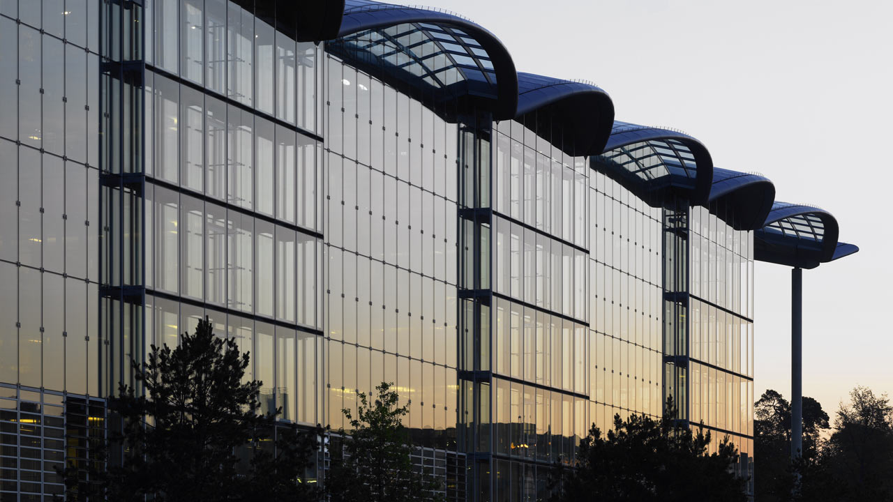 Lufthansa Aviation Center, Frankfurt